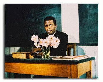 (SS2755584) Sidney Poitier  To Sir, with Love Movie Photo