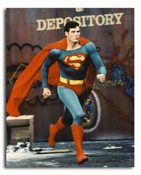 (SS2762825) Christopher Reeve  Superman Movie Photo