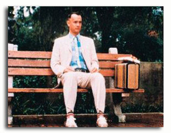 (SS2773225) Tom Hanks  Forrest Gump Movie Photo