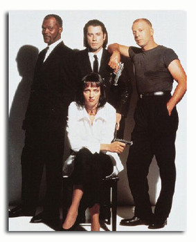 (SS2811263) Cast   Pulp Fiction Movie Photo