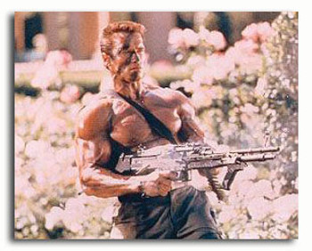 (SS2855879) Arnold Schwarzenegger  Commando Movie Photo
