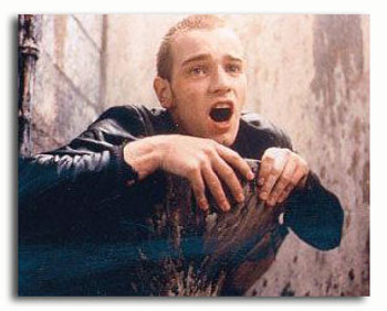(SS2882243) Ewan McGregor  Trainspotting Movie Photo