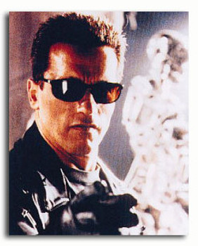 (SS2895659) Arnold Schwarzenegger  Terminator 2: Judgment Day Movie Photo