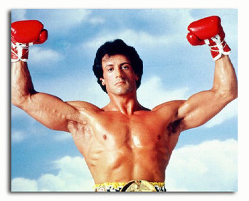 (SS2948127) Sylvester Stallone  Rocky III Movie Photo