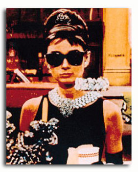 (SS2956421) Audrey Hepburn  Breakfast at Tiffany's Movie Photo