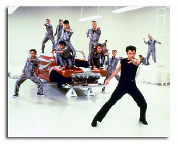 (SS3008941) John Travolta  Grease Movie Photo