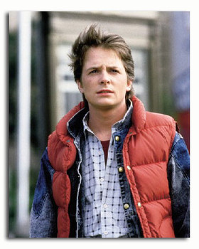 (SS3055351) Michael J. Fox  Back to the Future Part II Movie Photo