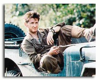(SS3056716) Sean Penn  The Thin Red Line Movie Photo