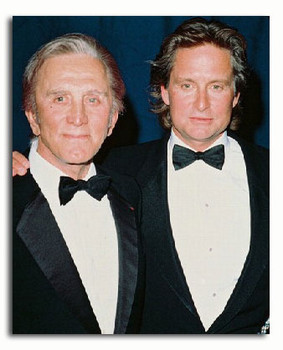 (SS3129594) Michael Douglas, Kirk Douglas Movie Photo