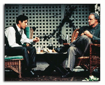 (SS3152110) Cast   The Godfather Movie Photo