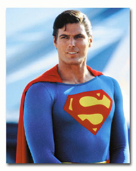 (SS3154827) Christopher Reeve  Superman Movie Photo
