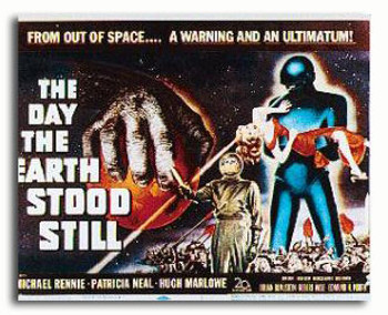(SS3172286) Cast   The Day the Earth Stood Still Movie Photo