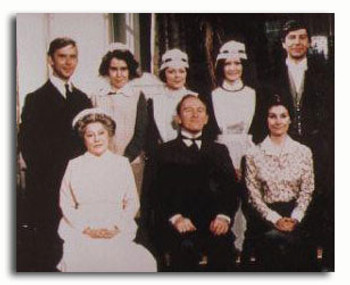 (SS3205761) Cast   Upstairs, Downstairs Television Photo