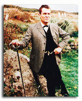 (SS3214341) Jeremy Brett  The Adventures of Sherlock Holmes Movie Photo