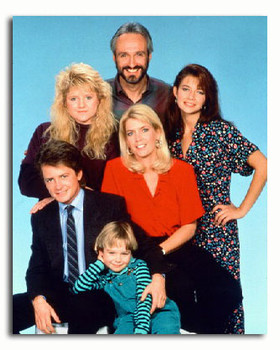 (SS3220529) Cast   Family Ties Television Photo