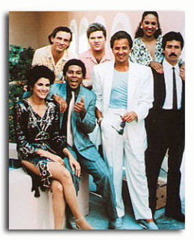 (SS3227328) Cast   Miami Vice Television Photo