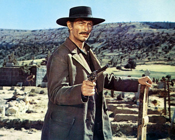 Lee Van Cleef Movie Photo