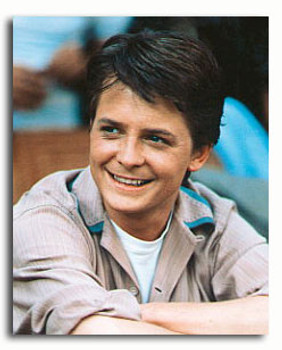 (SS3231826) Michael J. Fox  Back to the Future Movie Photo