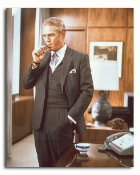 (SS3272113) Steve McQueen  The Thomas Crown Affair Movie Photo