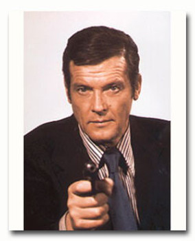(SS3272321) Roger Moore Movie Photo