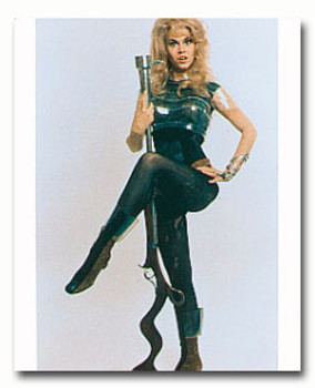 (SS3281057) Jane Fonda  Barbarella Movie Photo