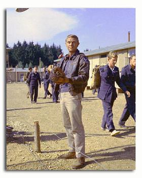 (SS3312855) Steve McQueen  The Great Escape Movie Photo