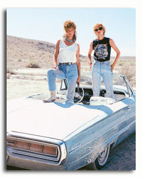 (SS3313271) Cast   Thelma & Louise Movie Photo