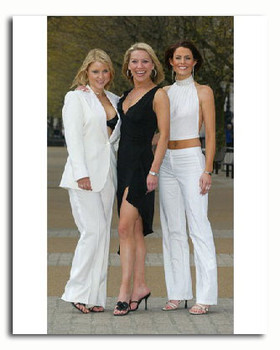 (SS3314870) Cast   Footballers' Wives Television Photo