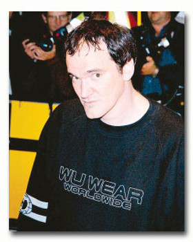 (SS3335566) Quentin Tarantino Movie Photo