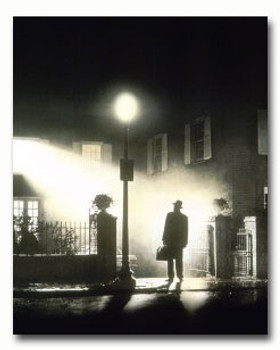(SS3336918) Max von Sydow  The Exorcist Movie Photo