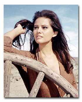 (SS3341208) Claudia Cardinale  The Professionals Movie Photo