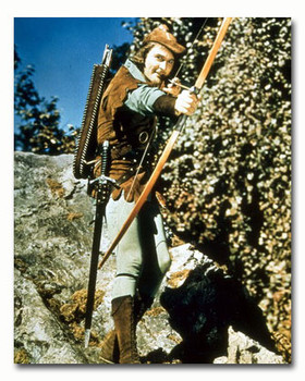(SS3352193) Errol Flynn  The Adventures of Robin Hood Movie Photo