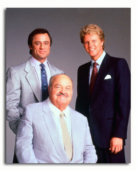 (SS3400111) Cast   Jake and the Fatman Television Photo
