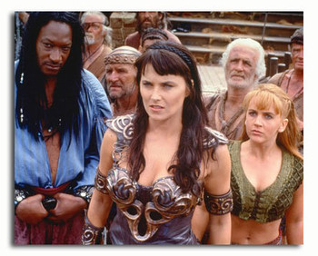 (SS3441620) Cast   Xena: Warrior Princess Television Photo