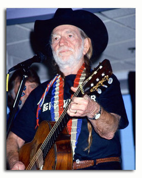 (SS3449004) Willie Nelson Music Photo
