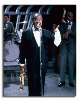 (SS3450174) Louis Armstrong Music Photo