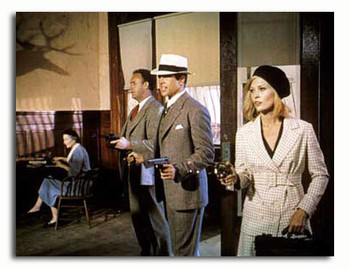 (SS3456778) Cast   Bonnie and Clyde Movie Photo