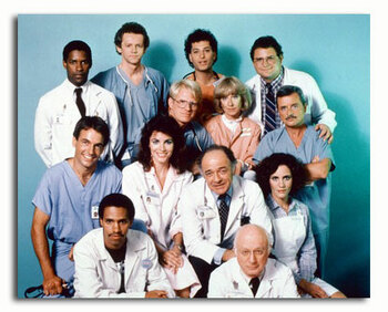 (SS3472937) Cast   St. Elsewhere Television Photo
