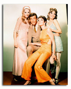 (SS3477526) Roger Moore  The Saint Movie Photo