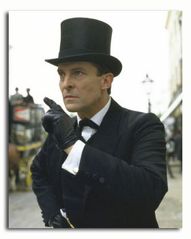 (SS3504280) Jeremy Brett  The Adventures of Sherlock Holmes Movie Photo