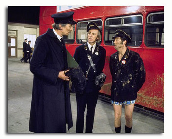 (SS3507530) Cast   On the Buses Television Photo