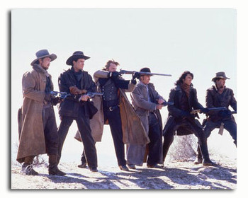 (SS3509597) Cast   Young Guns Movie Photo