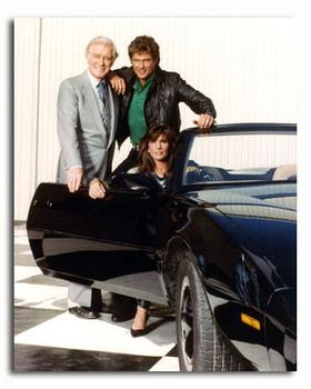 (SS3569969) Cast   Knight Rider Television Photo