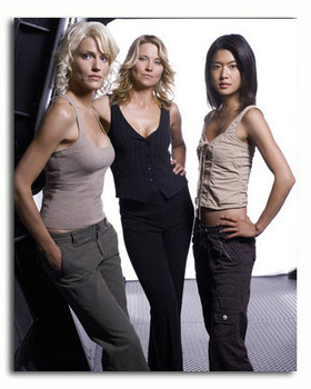 (SS3581071) Cast   Battlestar Galactica Television Photo