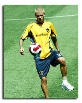 (SS3583996) David Beckham Sports Photo