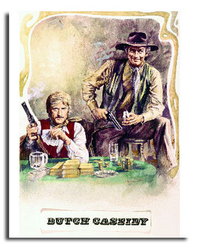 (SS3588195) Cast   Butch Cassidy and the Sundance Kid Movie Photo