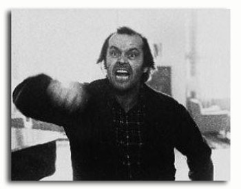 (SS2119468) Jack Nicholson  The Shining Movie Photo
