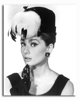 (SS2153086) Audrey Hepburn  Breakfast at Tiffany's Movie Photo