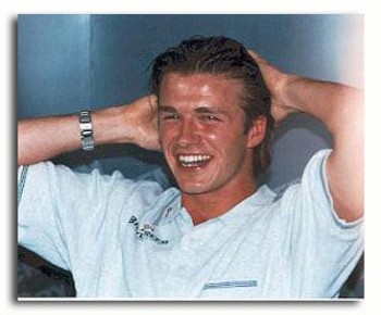 (SS2995486) David Beckham Sports Photo
