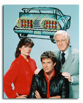 (SS3153813) Cast   Knight Rider Television Photo